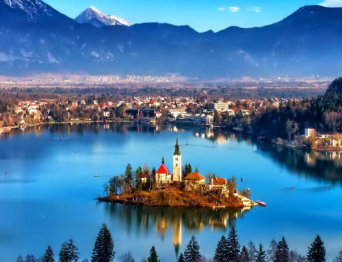 Da Trieste verso la Slovenia